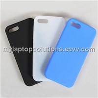 Glossy Slim Silicone Case for iPhone 5