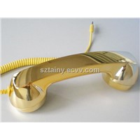 Gold plating Mobile Handset
