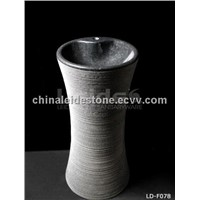 Granite Free Standing Wash Basin (LD-F078)