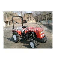 Greenhouse and Garden Tractor