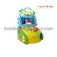 HAPPY BALANCE BALL redemption game machine(HomingGame-Com-0104)