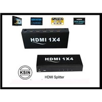 HDMI Splitter1x4