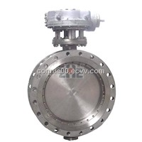 HIGH VACUUM BUTTERFLY VALVES