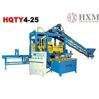 HQTY4-25 Concrete Brick Making Machine