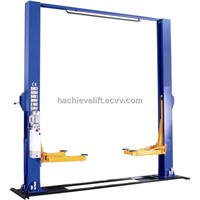 HTPO210AC Clear Floor Plate Two Post Car Lift