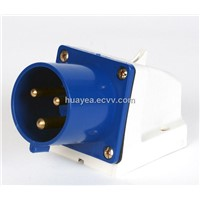 Industrial Wall Mounted Plug (HY-523)