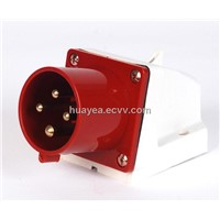 Hy-524 Industrial Wall Mounted Plug