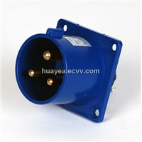 HY-623 Industrial Wall Mounted Plug