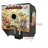Haunted Museum arcade video shooting game machine(HomingGame-Com-048)
