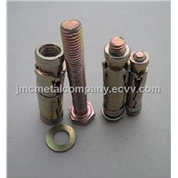 Hex Flange Bolts/Carriage Bolt/Flat Head Square Neck Bolts/Expansion Bolts