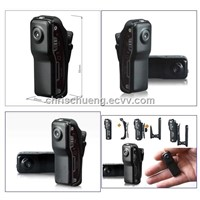 High-Definition Mini Camera with Thumb Size, Support Video and Photo Swift and TF Card (HDDV-01))