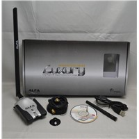High Power AlFA USB WiFi Adapter 2 & 8dbi antennas included