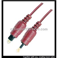 High Quality Digital Audio Optical Toslink Cable