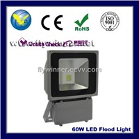 High power 60w  led flood light CE RoHS approved