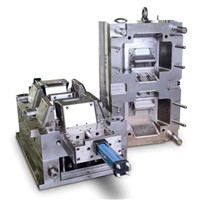 High quality injection moulds (ISO 9001:2008 Certified by TUV NORD )
