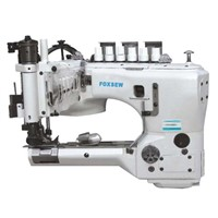 High-speed Feed-off-the-Arm Chain Stitch Lap Seaming Machine FX35800