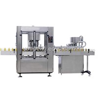 High-speed filling screw -capping machine