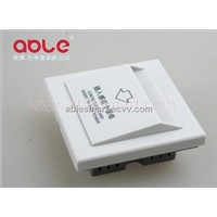 Hotel Power Mifare Card Switch Energy Saving Switch for Hotel
