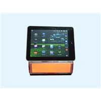 IPAD display  holder with alarm function