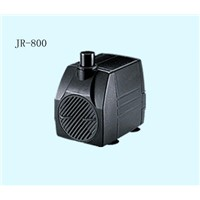 JIER garden approved fountain water pump JR-800
