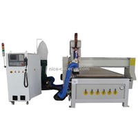 Japan Servo System CNC Router NC-RS2030