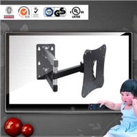 "LCD swivel wall mount for 15""-37' flat screens"