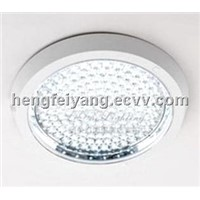 LED Bright outfit round CWDMY01, panel light, ceiling lamp