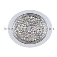 LED Dark outfit round CWDAY01, led panel light, ceiling lamp