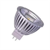 LED MR16 8W GU5.3 12VAC/DC Reflector lamps COB Spotlight Lamps
