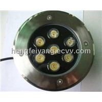 LED high efficiency underground lamp.45