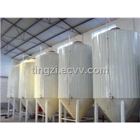 Large  beer  fermenter