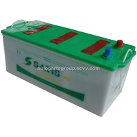 Lead Acid Dry Charged Battery 12V N150 150Ah