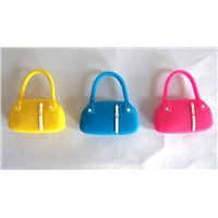 Low Price! Fashion Women Bag Soft PVC USB
