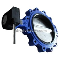 Lug type Butterfly Valve gear