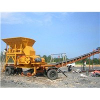 Mobile Crushing Plant