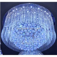 Modern crystal ceiling lamps ,crystal glass ceiling lamp,9088-26