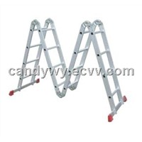 Multi-Purpose Aluminum Folding Ladder (4 Steps) (PL4-4T)