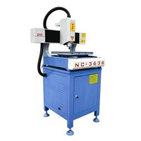 NC-B3636 Mini CNC Router for Aluminum Engraving and Drilling
