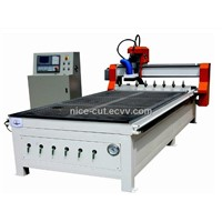 CNC Router with Auto-Tool Changer NC-L1325