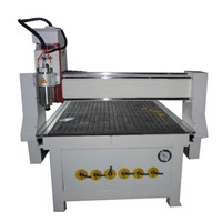 Die Board Cutting Machine with Vacuum Table Nc-r1325