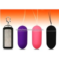 NEW 18 Speeds Wireless Remote Vibration Egg, Exquisite Car Remote Bullet Vibrator for women