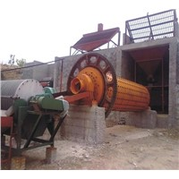 New Building Materials Grinding Machine Ball Mill