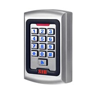 New metal access control keypad S500