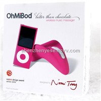 NomiTang better than chocolate music Edition Clitoral vibrator ,wireless mute vibrating massager