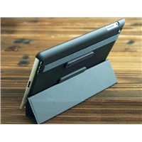 OA-013   3 Folder Leather Case for iPad