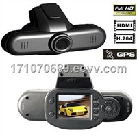 OR-GS6000 FULL HD 1080P with GPS,G-Sensor and Google Map cycle recording