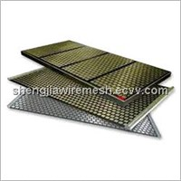 Oil vibrating screen