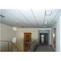 PVC laminated gypsum ceiling board