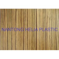 PVC sheet/film for decoration