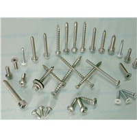 Pan Head Screw/Knurling Screw/Nylon Anchor